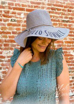 Hoed - maxi hoed