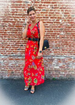 Maxi dress - print - Vmodel