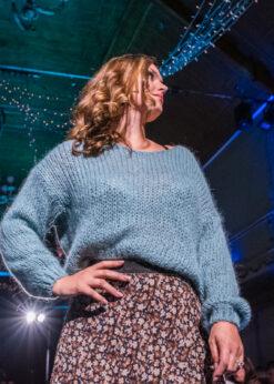 Knit wear - V-hals