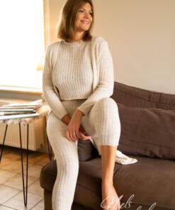 3-delige homewear