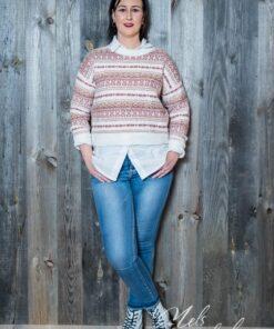 Skinny jeans - lichtblauw