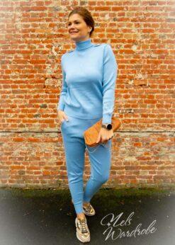 homewear blue